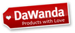 dawanda products with love